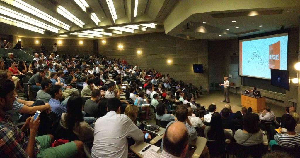 talk at Cornell University