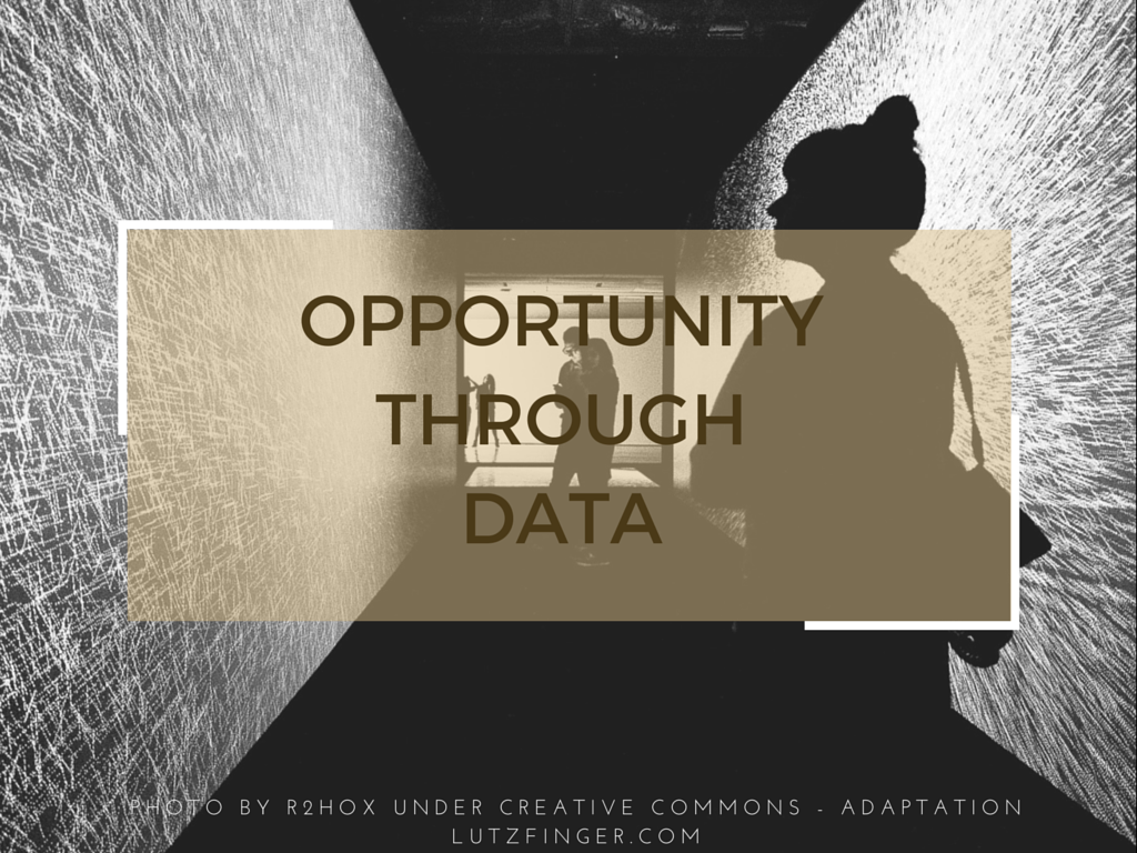 OpportunitythroughData
