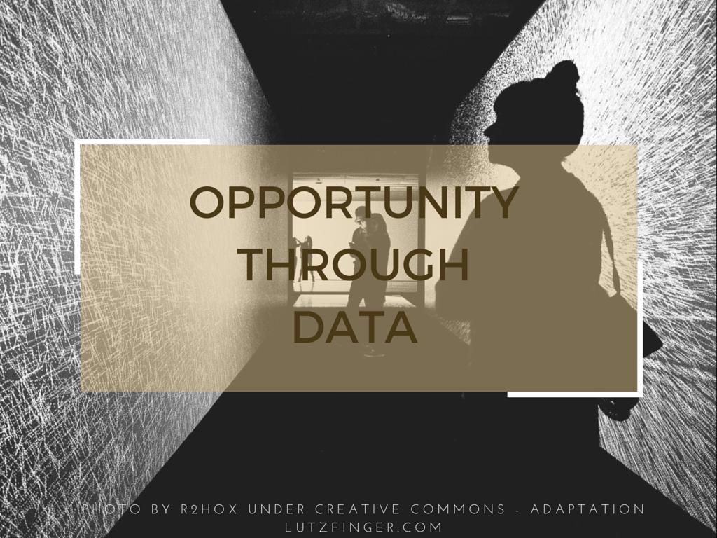 OpportunitythroughData