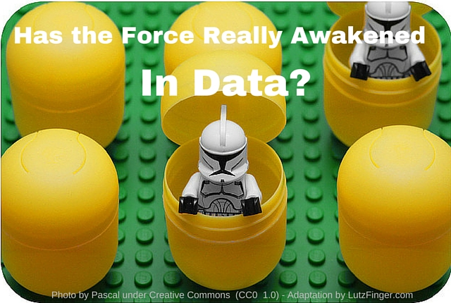 Has the Force Really Awakened In Data